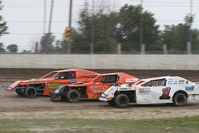 South Buxton Raceway, Merlin, ON, August 16, 2014