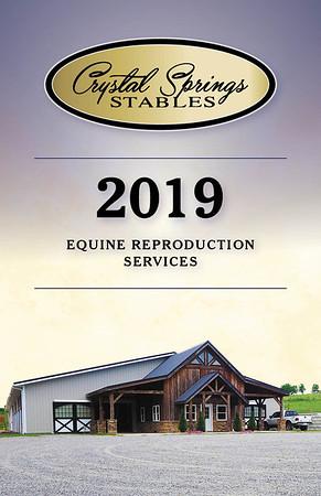 2019 Stallion Catalog