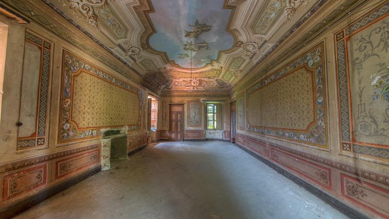 Urbex - Villa di Oriental