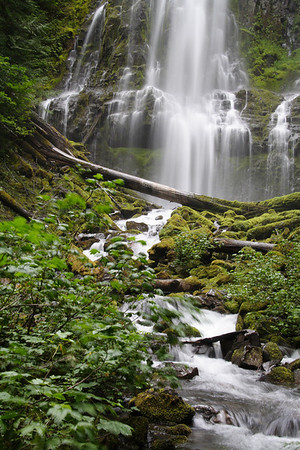 Proxy Falls, Upper and Lower