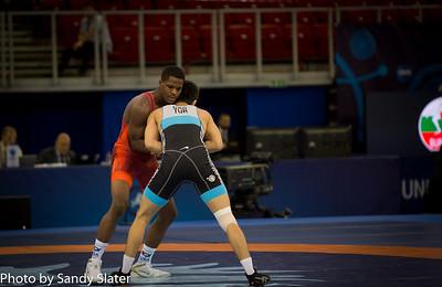72kg RaVaughn Perkins