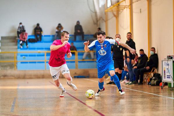 3ª Nacional Futsal - FS Burriana vs Fuensanta FS