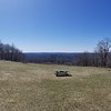 2018-04-21 Caper Cornwal Dump Mohawk Mountain V(3) Picnic Table