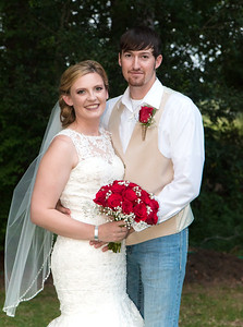Wedding Jody & Wesley 4-29-17