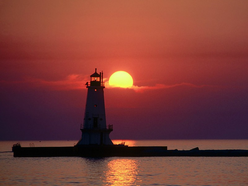 Sunset on the Lighthouse.jpg
