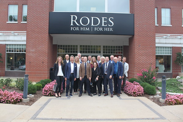 Retail Apparel Forum Group visits Rodes Louisville