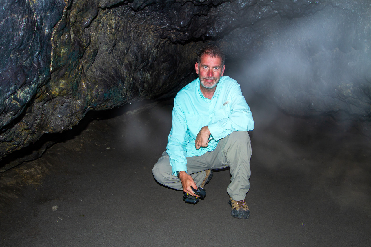 Conquering Fear of Caves at Ape Cave Lava Tube