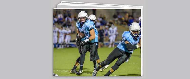 Stamos Football Highlights 2014 Photobook