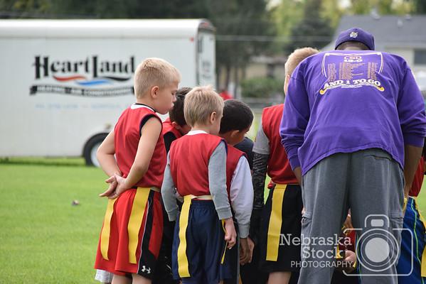 YMCA Football 9-14-14