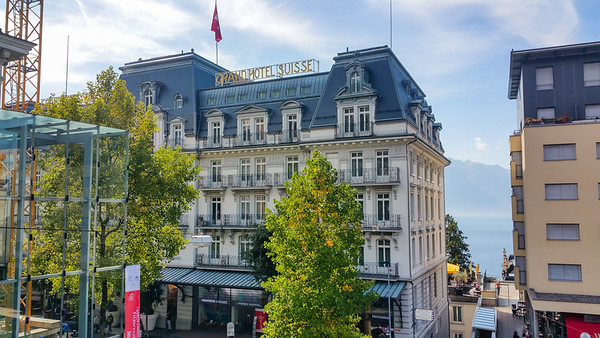 Rhoades - Switzerland & France September 2017