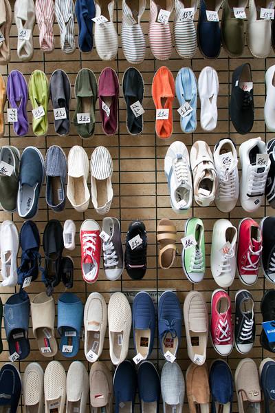 Shoe store, Seville, Spain
