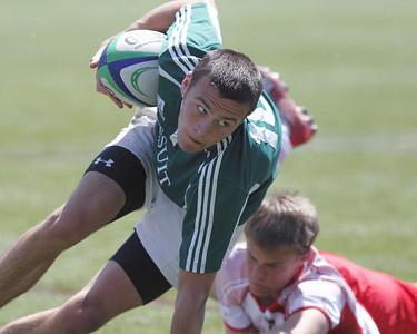 SJ Rugby vs STH 2011