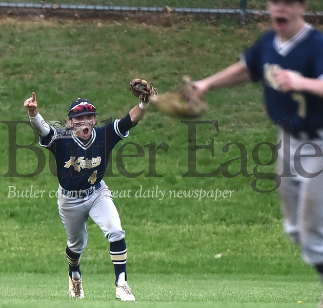 40948 BASEBALL: Knoch-Freeport at Freeport Community Park field