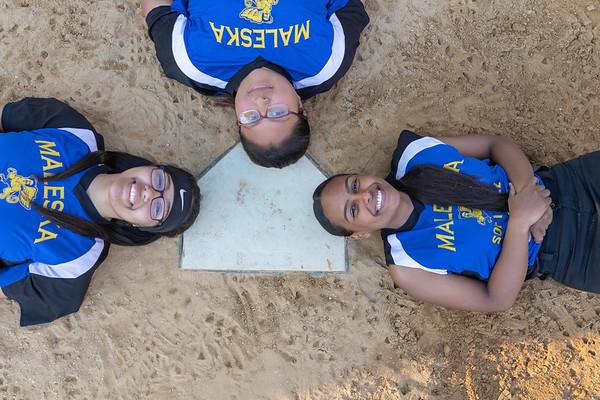 Maleska Girls Varsity Softball vs KIPP NYC