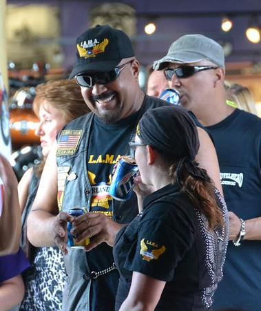 110th Harley Davidson Anniversary