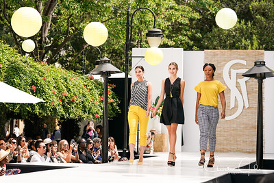 Santana Row Summer Fashion Show 2018