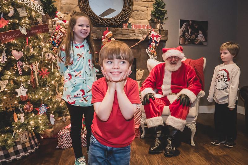 Christmas with Santa 2020