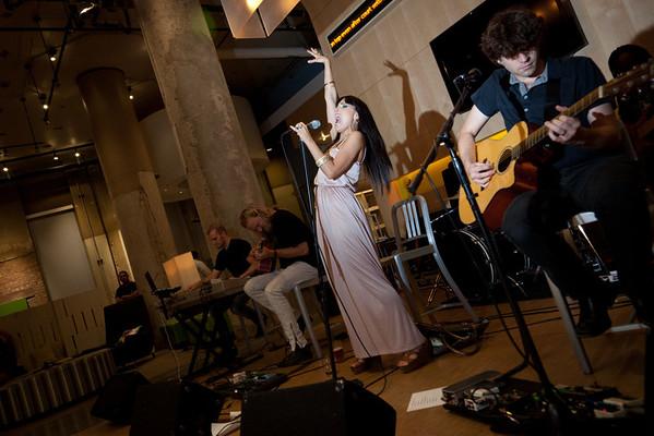 Aloft Hotel Show - 16 September 2011