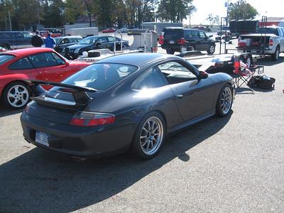 Mid Ohio DE Porsche Club October 19th 2007
