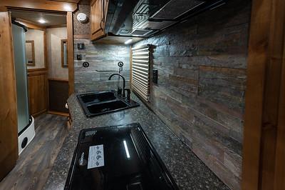 2022 TW Sierra 3horse LQ Interiors