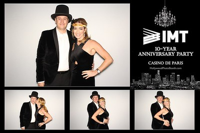 IMT's 10 Year Anniversary and Holiday Party