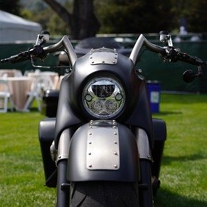 Quail Motorcycle Gathering 2018
