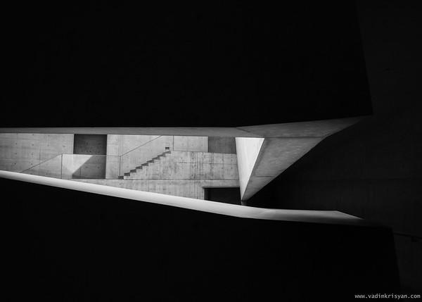 Chichu Museum by Tadao Ando, Naoshima