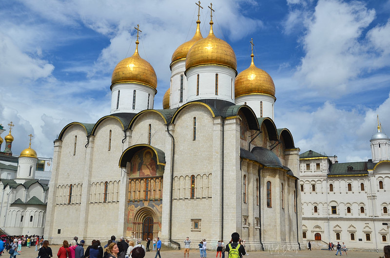 """Cathedral of the Dormition """"Cathedral of the Assumption"""""""