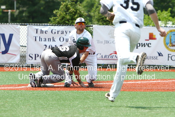 vs. DC Grays, 6/20/2015, The Game