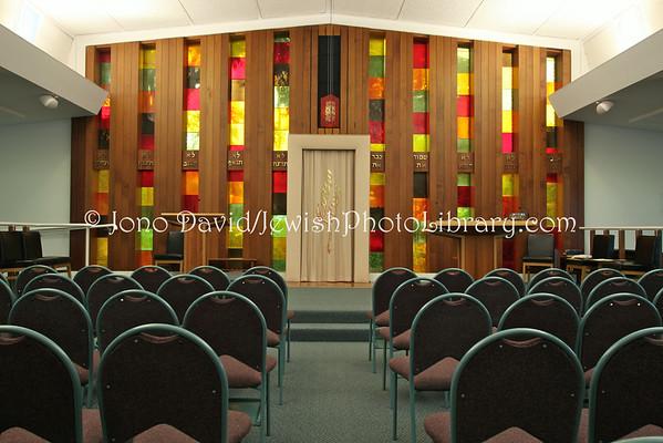 AUSTRALIA, Victoria, Melbourne. Leo Baeck Centre for Progressive Judaism. (8.2010)
