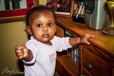 Payton 1 Year Old