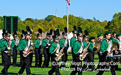 10-14-2013 Damascus HS Marching Band, Photos by Jeffrey Vogt Photography with Lisa Levenbach