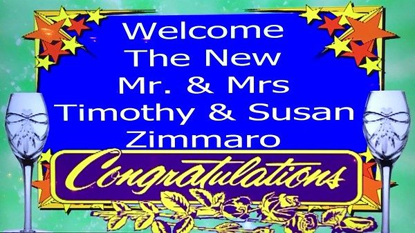 Hannigan & Zimmaro Wedding
