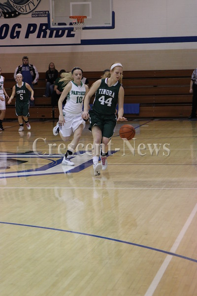 02-19-14 SPORTS DIII Sectional Delta vs. Tinora GBK