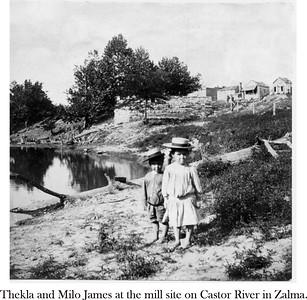 Greenbrier & Zalma Historical Photos
