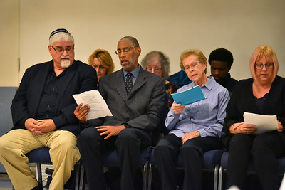 Combat Hate Memorial Service for Victims of the Tree of Life Synagogue Massacre
