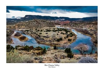 Rio Chama, New Mexico