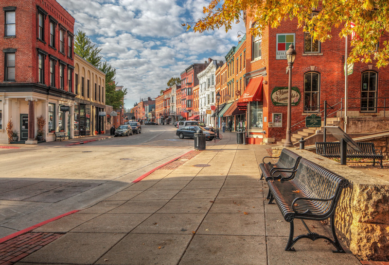 Streets of Galena