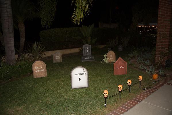 Halloween at Rusher's 2012
