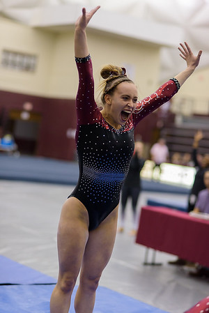 2018 CC Ladies Gymnastics