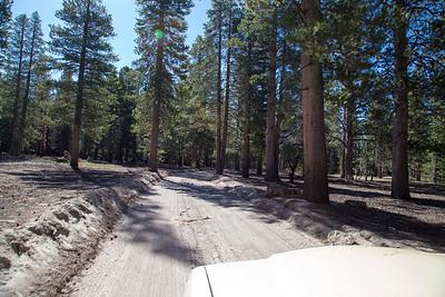 Devil's Postpile / Yosemite