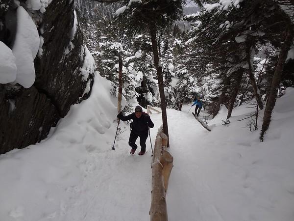 Mont Sutton (6 au 8 mars 2015)