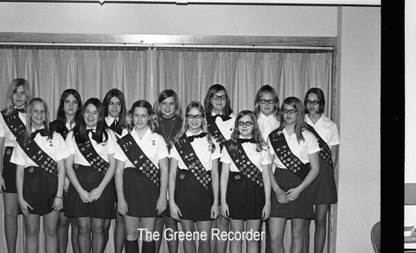1970 Boy and Girl Scouts