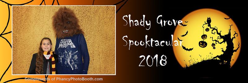 Shady Grove Spooktacular  2018