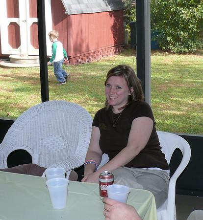 2008, 11-27 Thanksgiving at John & Judy's