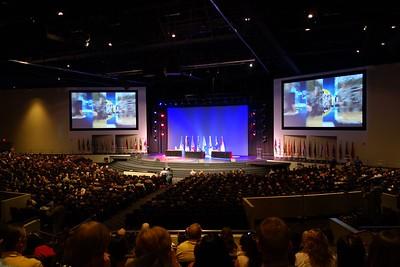 Roger Graduates from Sergeants Major Academy June 12, 2015