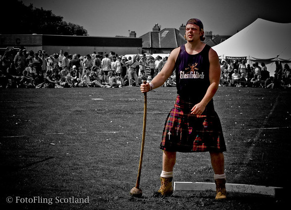 East Lothian & Borders Highland Games