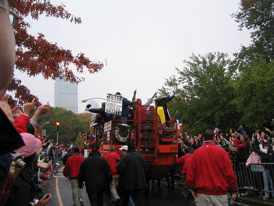 Red Sox Rolling Rally