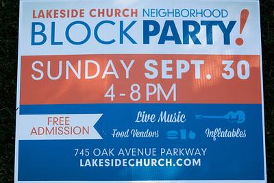 Lakeside 25 Year Celebration