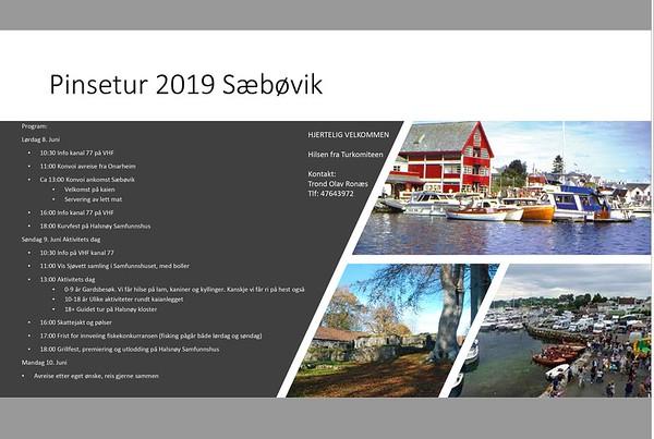 Pinseturen 2019 Bilder